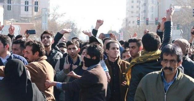 AS Terus Kipasi Unjuk Rasa di Iran