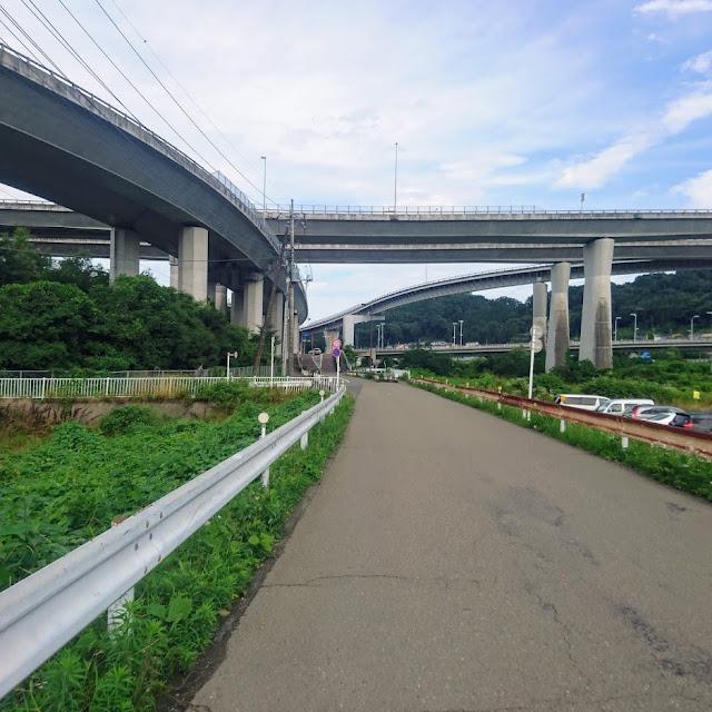 秋川 あきる野IC
