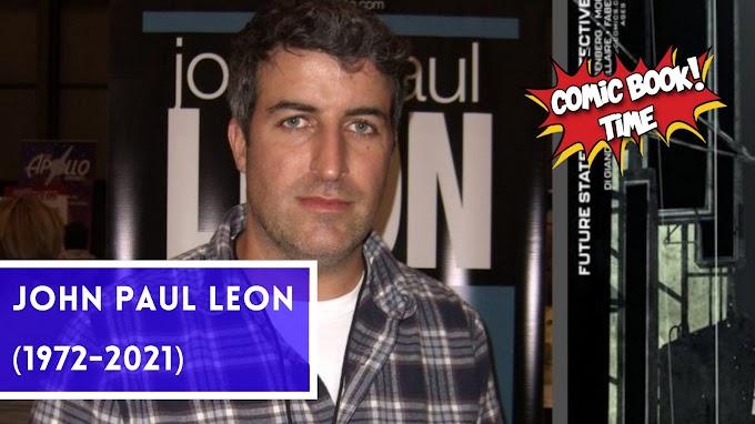 Ha fallecido John Paul Leon (1972-2021)