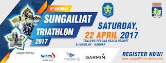 Sungailiat Triathlon • 2017