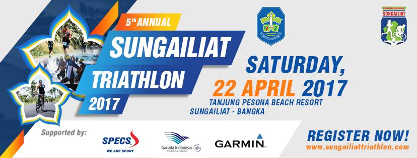 Sungailiat Triathlon • 2017