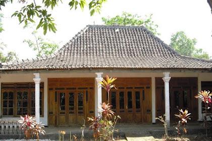 Rumah Adat Jawa Tengah Beserta Gambarnya ( Rumah Limasan )