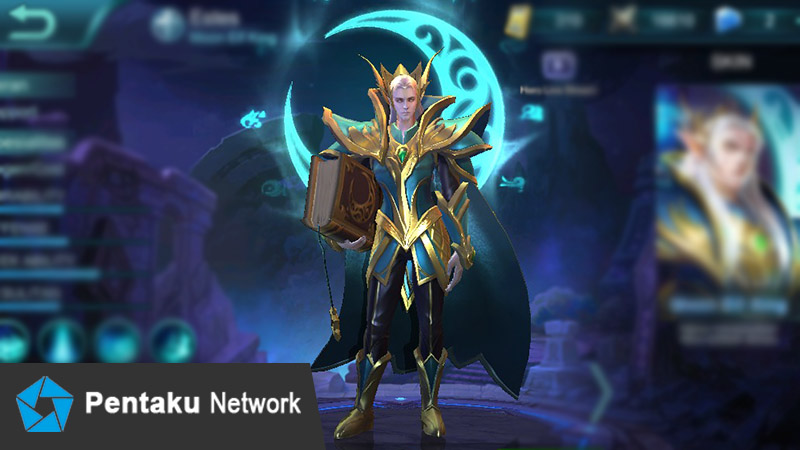 Build Hero Estes Mobile Legends