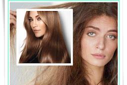 Susah Mengatasi Rambut Kering dan Mengembang Coba Cara Ini!