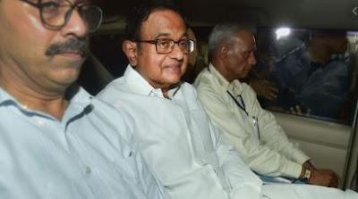 INX Media case: Court sent CBI five-day custody of P Chidambaram