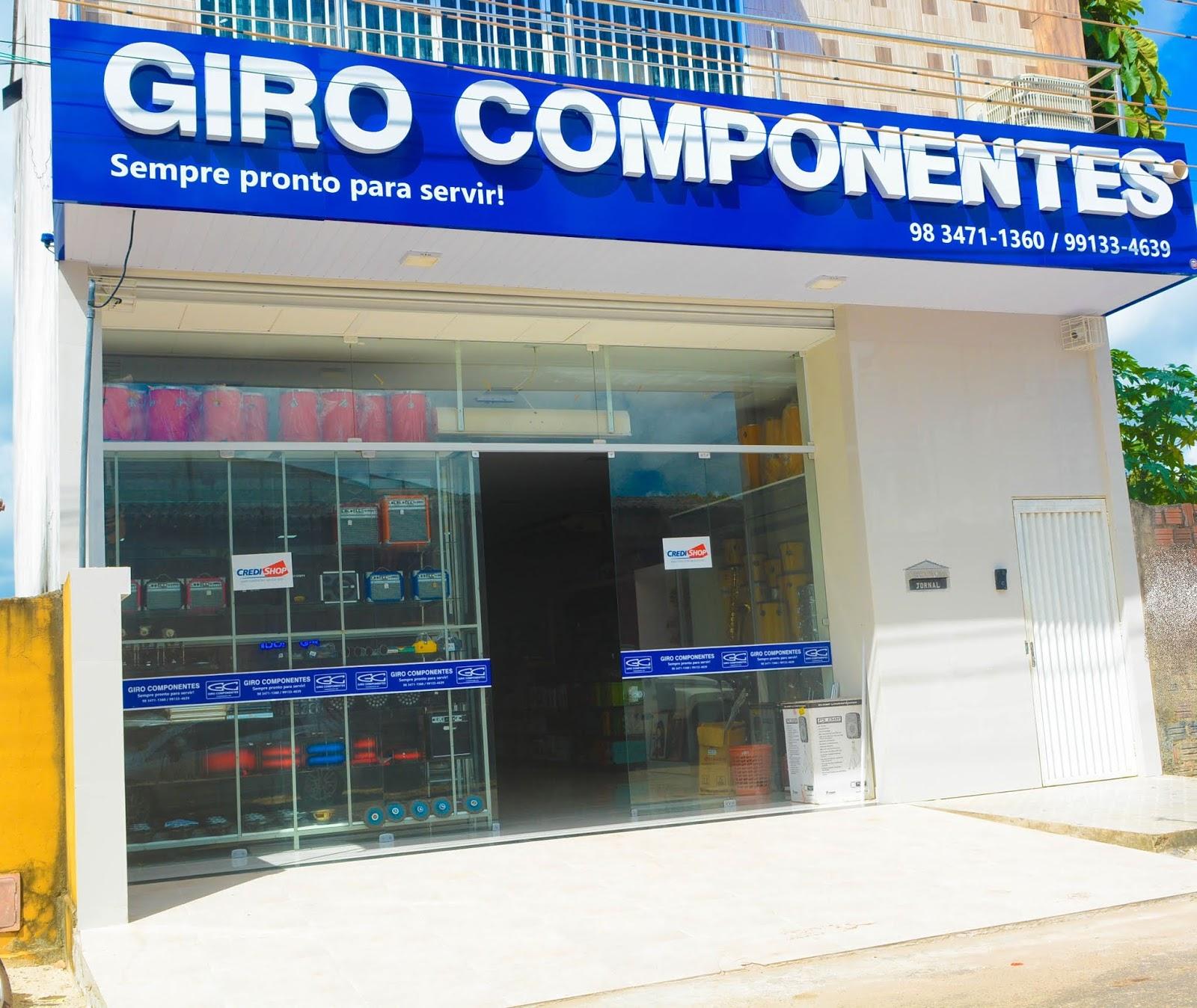 Giro Componentes