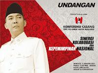 Ketua PA GMNI Kota Malang: Malang Potensial Mencetak Kepemimpinan Nasional