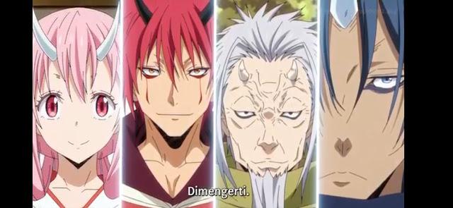 Spoiler Tensei Shitara Slime Datta Ken Season 2 Part 2 Episode 7 Bahasa Indonesia