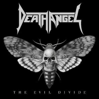 Death Angel - The Evil Divide - cover album - 2016