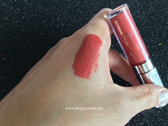 flormar extreme color lip matte 06 final cut