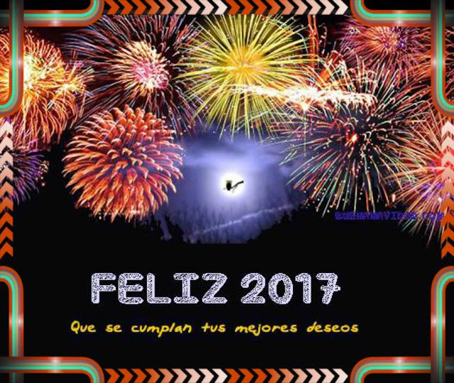 FELUZ 2017 FUEGOS.