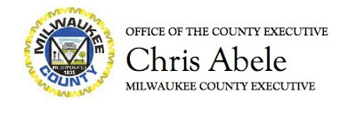 Milwaukee County, Milwaukee County Executive, Milwaukee County Executive Chris Abele, Chris Abele