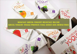 Greek yogurt di Indonesia