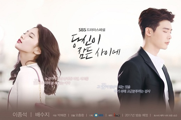 Drama Korea While You Were Sleeping Subtitle Indonesia