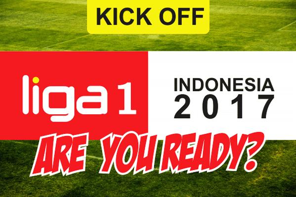 Gambar Liga 1 Indonesia 2017