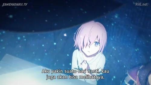 Fate/Grand Order: Zettai Majuu Sensen Babylonia Episode 0 Subtitle Indonesia