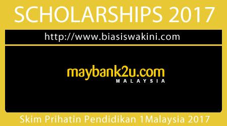 Skim Prihatin Pendidikan 1Malaysia 2017