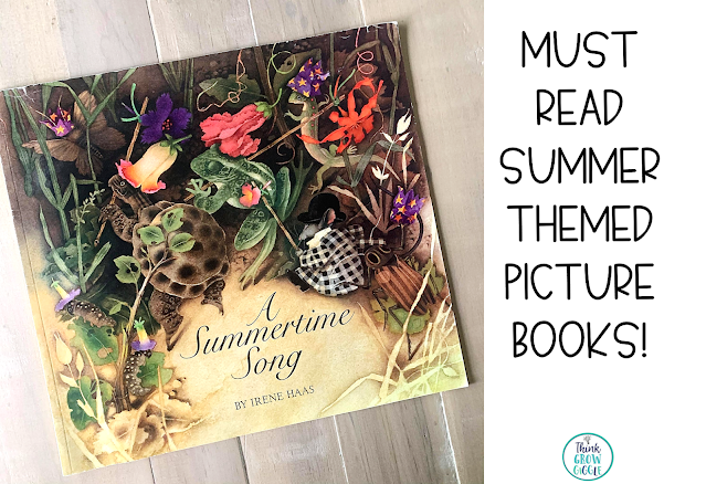 read alouds for summer