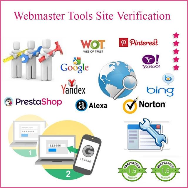 WP Site Verication tool