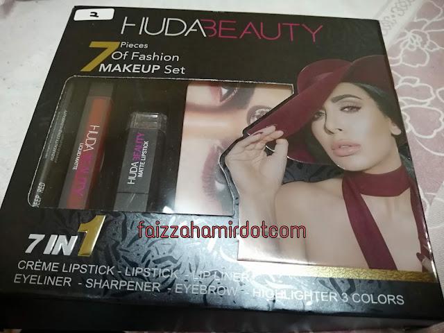 Rezeki Dapat Hadiah Makeup Menang Segmen Blog Mamapipie