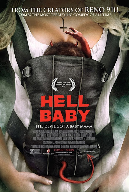 Hell Baby Comedia y Terror