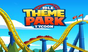 تنزيل لعبه Theme Park مهكره - للأندرويد