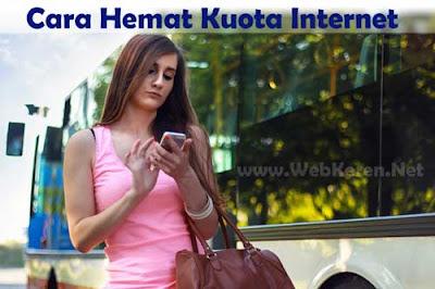 Tips Irit quota Internet Android pada Aplikasi Terpopuler