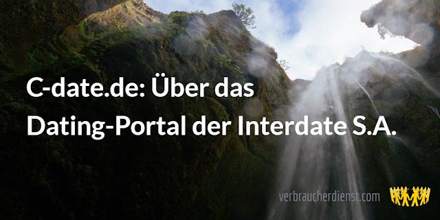 Titel: C-date.de: Über das Dating-Portal der Interdate S.A.