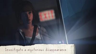 تحميل لعبة الحياة الغريبة الجديدة والمليئة بالاحداث الشيقة Life is Strange النسخة المهكرة للاجهزة الاندرويد