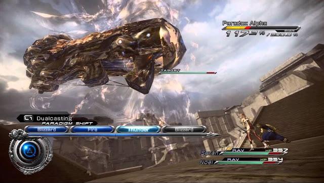 Walkthrough Final Fantasy XIII-2 Indonesia [Part 1]