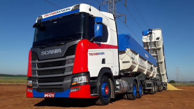 Transmaion abre 30 vagas para motoristas carreteiros
