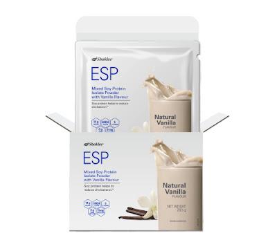 ESP Sachet baru
