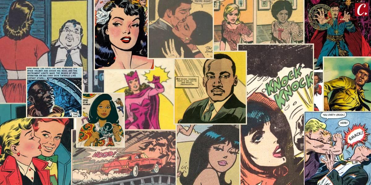 literatura paraibana quadrinhos cinema linguagem comunicacao sketches arte grafica gibi