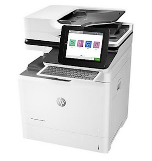 Review And HP Color LaserJet Enterprise MFP one thousand HP Color LaserJet Enterprise MFP M681f Drivers