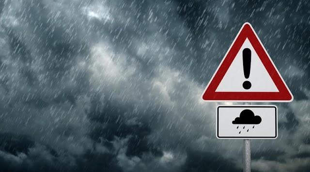 ΗΠΕΙΡΟΣ: Χαλάει ο καιρός - Βροχές και καταιγίδες κατά τόπους ισχυρές