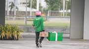 Groceries for your rider: A thoughtful way to give back to those who makes life easier for us