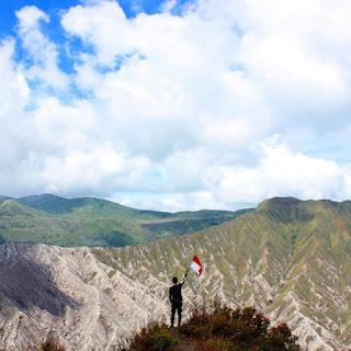 Puncak Gunung Batok