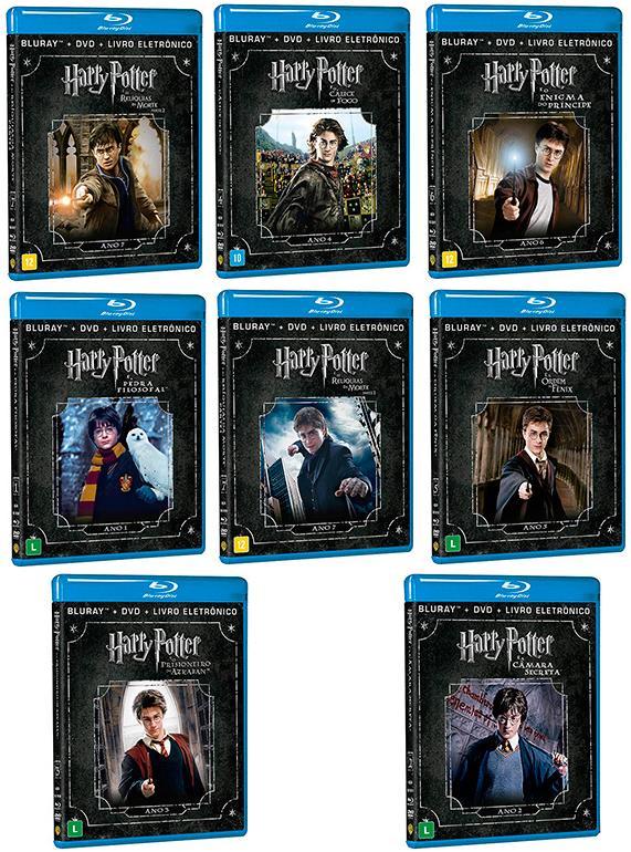 Coleção Harry Potter Torrent – Blu-ray Rip 1080p Dual Áudio (2001-2011)
