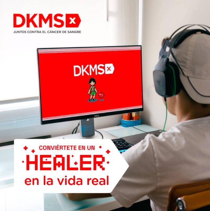 Videojuego DKMS