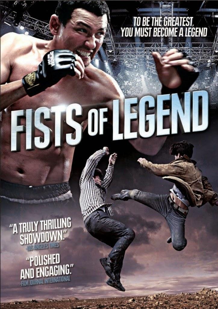Fists of Legend นักสู้จ้าวสังเวียน [HD][พากย์ไทย]