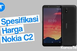 Nokia C2, Smartphone Android Go dengan Harga Yang Terjangkau