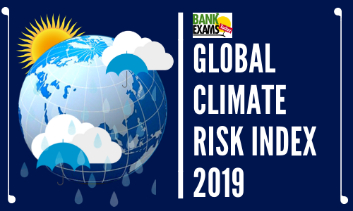 Highlights: Global Climate Risk Index 2019