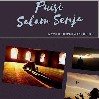 Puisi - Salam Senja