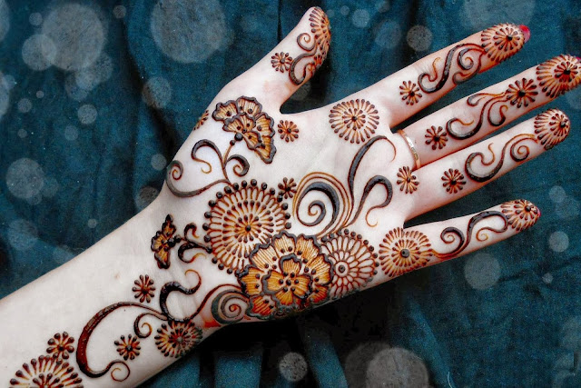 Karva Chauth Mehndi Designs For 2016