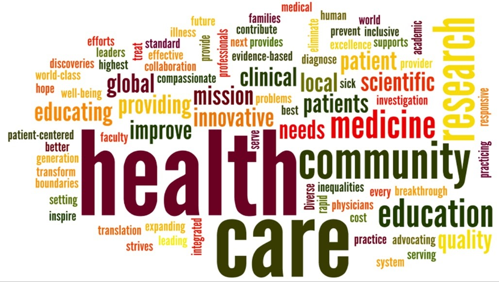 Not Running a Hospital: Here's the wordle for academic ...