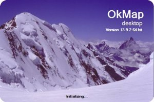 OkMap Desktop 13.10.1 Multilingual Full Version