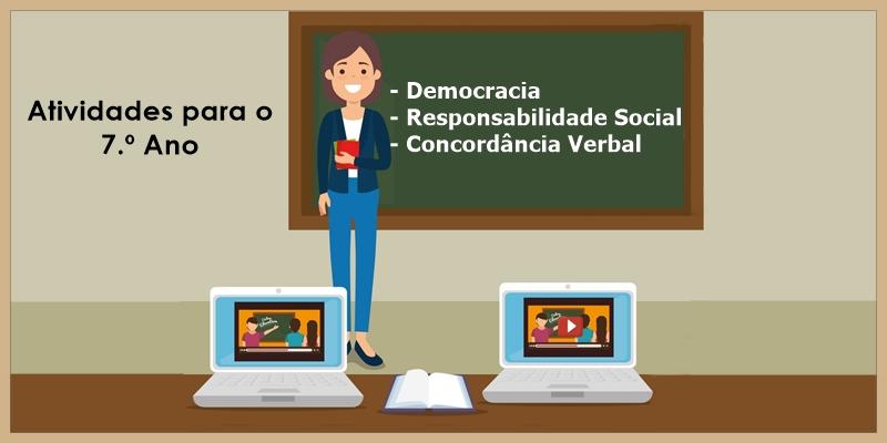 Democracia, Responsabilidade Social e Concordância Verbal (Revisão)