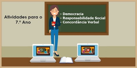 Democracia, Responsabilidade Social e Concordância Verbal (Revisão) - Língua Portuguesa para o 7.º Ano