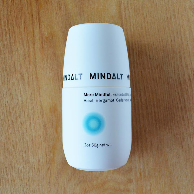 more mindful scented natural deodorant bottle