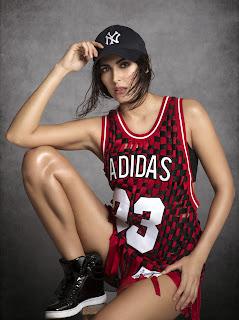 Mandana Karimi As Sports Person For Adidas 1
